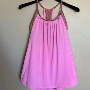 Lululemon - women's pink tank top (Size 6)